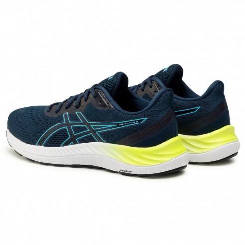 ASICS Gel-Excite 8 Chaussure Homme French Blue/Digital Aqua 401